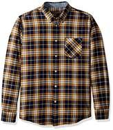 Ben Sherman Men's Classic Plaid Flannel