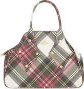 Vivienne Westwood Derby leather tote