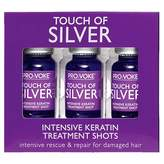 Provoke Touch Of Silver Intensive Keratin Treatment Shots 3 pack