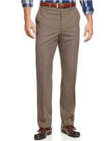 MICHAEL Michael Kors Big and Tall Solid Classic-Fit Stretch Dress Pants