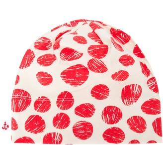Noé & Zoë Graphic Dot Print Hat