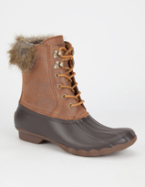 Sperry White Water Womens Duck Boots