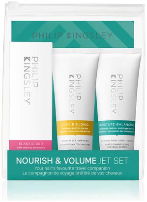 Philip Kingsley Nourish & Volume Jet Set