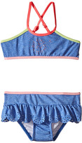 Seafolly Jewel Cove Apron Tankini (Toddler/Little Kids)