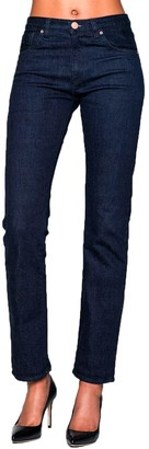 Crafted Society Loreta Jean - Indigo Blue Selvedge Denim