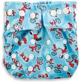 Bumkins Snap-In-One Cloth Diaper in Cat in the Hat
