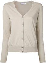 ESTNATION v-neck cardigan - women - Cotton - 38