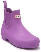 Hunter Waterproof Chelsea Rain Boot