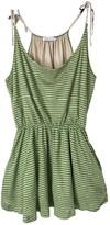 See by Chloe Multicolour Linen Dress for Women