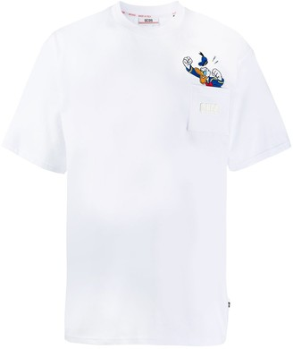 GCDS graphic T-shirt