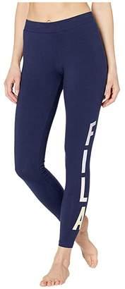 Fila Manuela Leggings (Peacoat/Pastel Lilac/Pink Chalk/Pale Banana/White) Women's Casual Pants