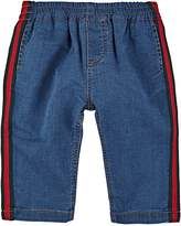 Gucci Infants' French Terry Jeans