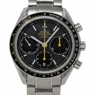 Omega Speedmaster Grey Steel Watches