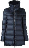 Moncler 'Torcyn' padded coat - women - Polyamide/Cashmere/Virgin Wool/Goose Down - 0