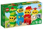 Lego DUPLO 10861 My First Emotions Box