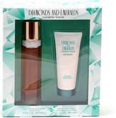 Elizabeth Taylor Diamonds & Emeralds Eau de Toilette Spray Set - Women's