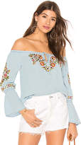 Cupcakes And Cashmere Adrien Top