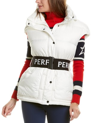 Perfect Moment Puffer Down Vest