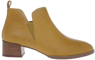 Zazou Anne Mustard Leather Boot