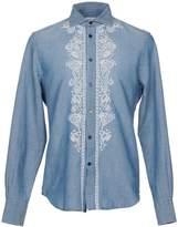 Ermanno Scervino Denim shirts