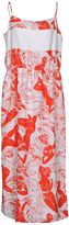 Carven 3/4 length dresses