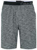 Calvin Klein Gray Space Dye Loungewear Shorts