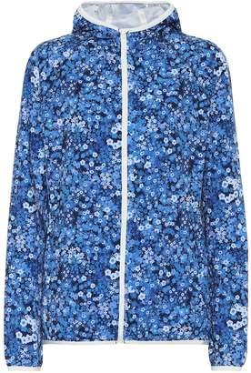 Tory Sport Packable floral-printed jacket