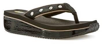 Volatile Trixxy Wedge Sandal