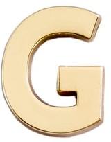 Make Heads Turn Letter G Pin