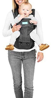 Moby Wrap Moby 2-in-1 Grow with Baby Carrier and Hip Seat 100% Cotton