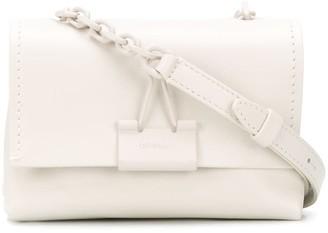 Off-White small Binder Clip shoulder bag