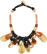 Lizzie Fortunato Mollusk necklace