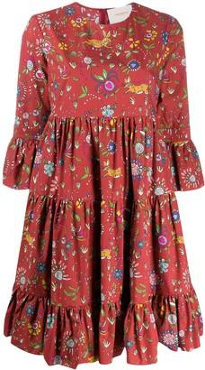 La DoubleJ Bambi short dress