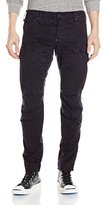 G Star Men's Air Defence 5620 3D Slim Fit Pant In Saru Blue Mazarine Blue
