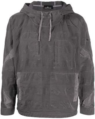Stone Island Shadow Project hooded jacket
