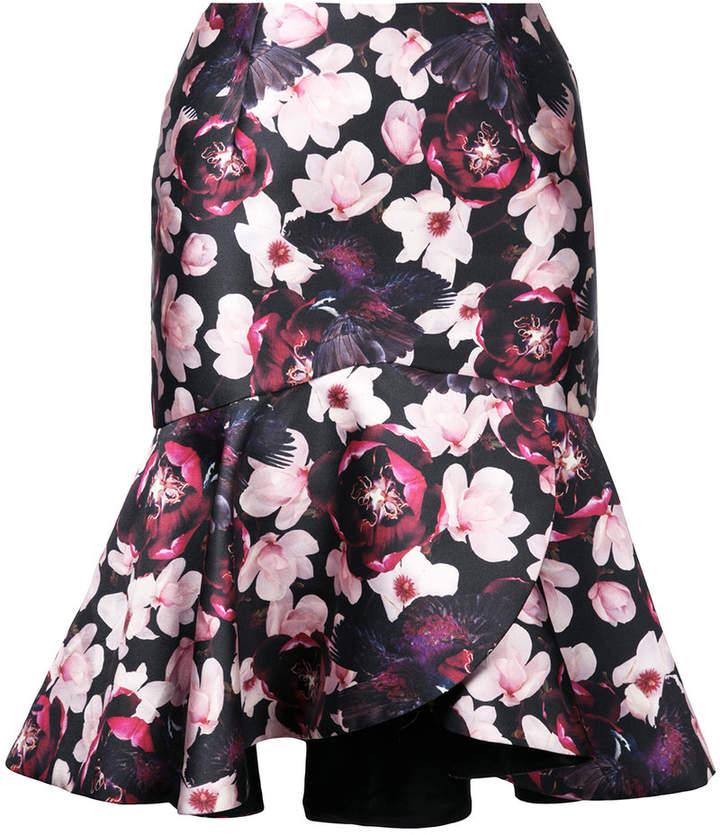 Romance Was Born 'Magnolia Blossom' skirt