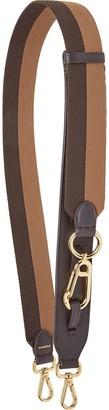 Fendi two-tone Strap you bag strap