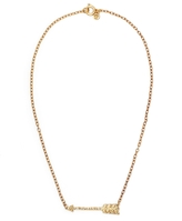 Brooks Brothers Arrow Chain Necklace