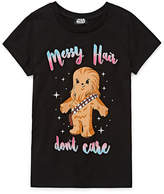 Star Wars STARWARS Graphic T-Shirt-Big Kid Girls