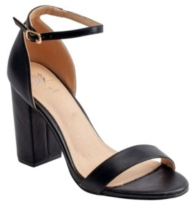 GC Shoes Meli Heeled Sandal Women's Shoes