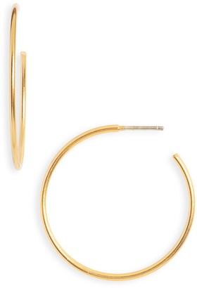 Madewell Medium Hoop Earrings