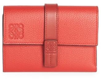 Loewe Small Vertical Leather Wallet