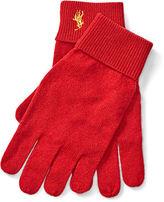 Ralph Lauren 7-16 Wool Gloves