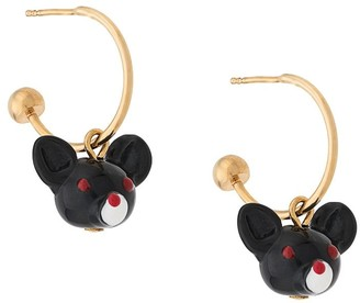 Marni Chinese New Year 2020 Rat earrings