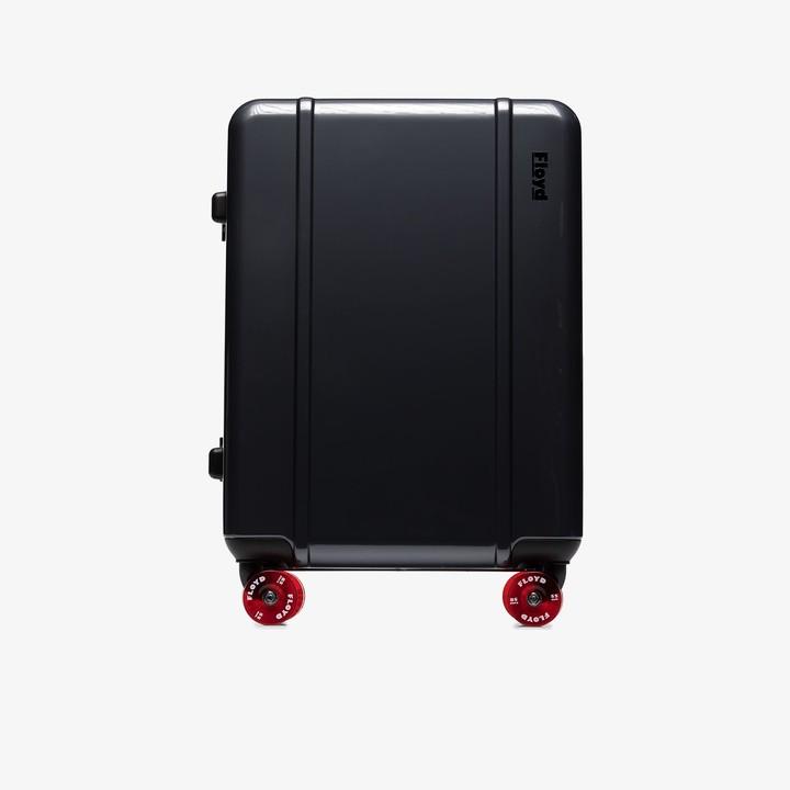 Floyd Tarmac Grey Cabin Suitcase