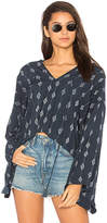 Indah Nico Hoodie in Blue. - size L (also in M,S,XS)
