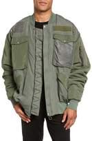 Hudson Echo Oversize Bomber Jacket