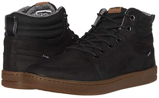Globe GS Boot (Dark Shadow/Gum) Men's Shoes