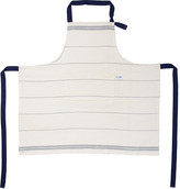 Falcon Apron - White/Blue