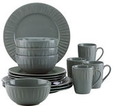 Dansk The Burbs 16 Piece Dinnerware Set